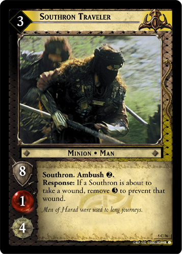 Southron Traveler (5C76) Card Image