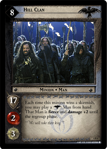 Hill Clan (6R6) Card Image