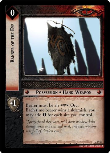 Banner of the Eye (6C98) Card Image