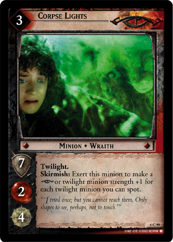 Corpse Lights (6C99) Card Image