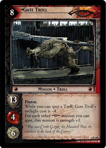 Gate Troll (6R103) Card Image