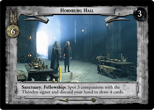 Hornburg Hall (6U118) Card Image