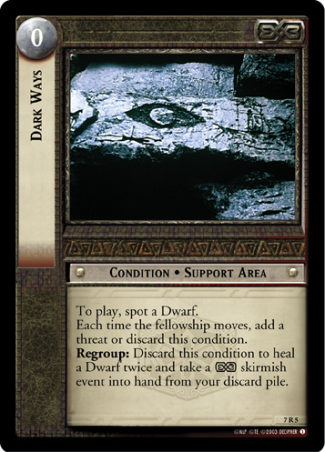 Dark Ways (7R5) Card Image