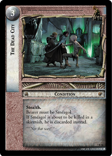The Dead City (7R56) Card Image