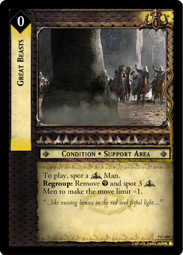 Great Beasts (7C149) Card Image
