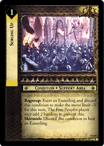 Surging Up (7R169) Card Image