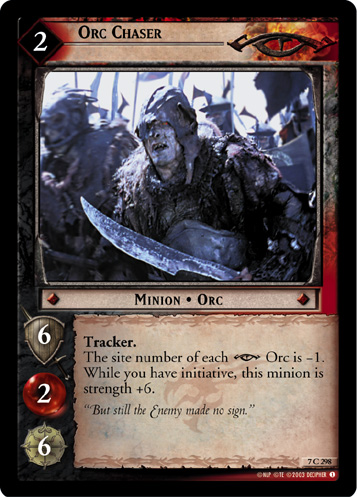 Orc Chaser (7C298) Card Image
