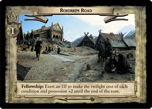 Rohirrim Road (7U332) Card Image