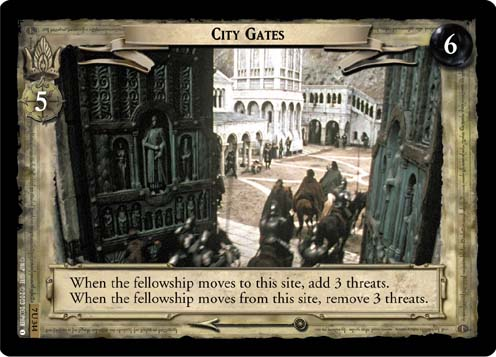 City Gates (7U344) Card Image