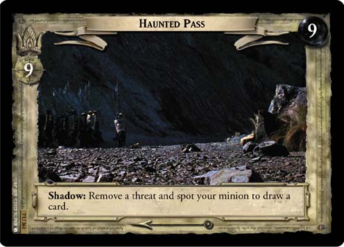 Haunted Pass (7U361) Card Image