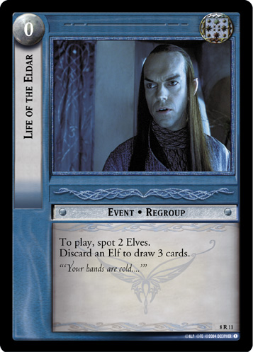 Life of the Eldar (8R11) Card Image