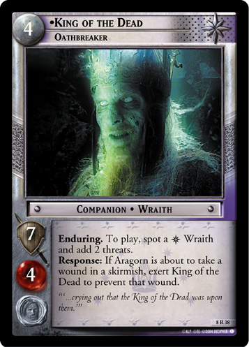 King of the Dead, Oathbreaker (8R38) Card Image