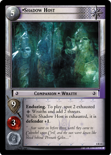 Shadow Host (8R43) Card Image
