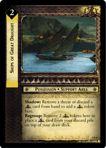Ships of Great Draught (8R65) Card Image