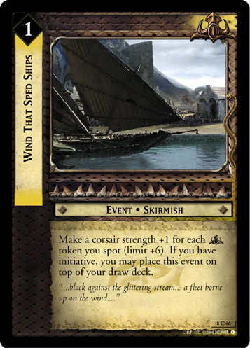 Wind That Sped Ships (8C66) Card Image