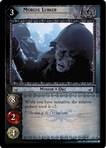 Morgul Lurker (8C76) Card Image