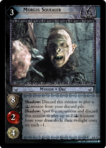 Morgul Squealer (8R77) Card Image