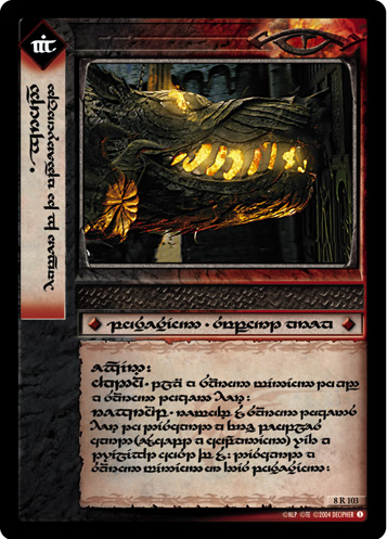Grond, Hammer of the Underworld (T) (8R103T) Card Image