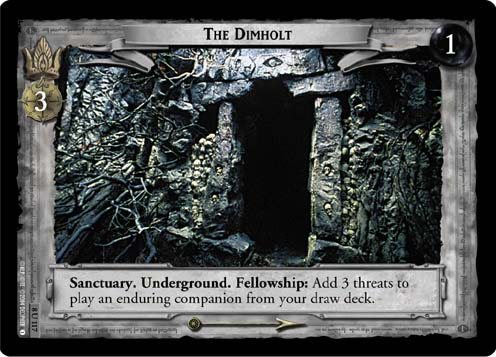 The Dimholt (8U117) Card Image