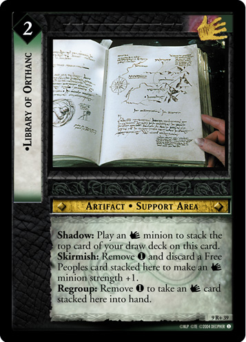 Library of Orthanc (9R+39) Card Image