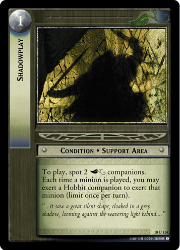 Shadowplay (10U114) Card Image
