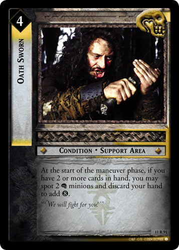 Oath Sworn (11R91) Card Image