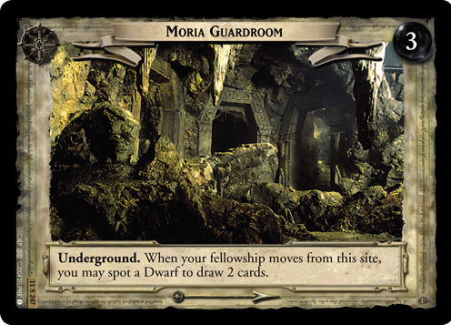 Moria Guardroom (11S247) Card Image