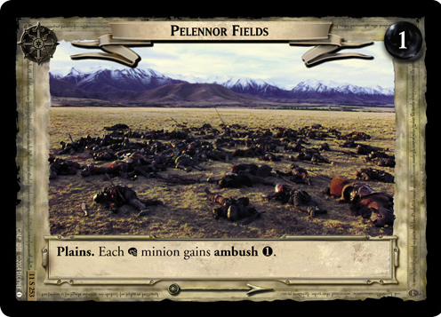 Pelennor Fields (11S253) Card Image