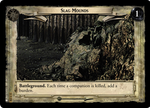 Slag Mounds (11S258) Card Image
