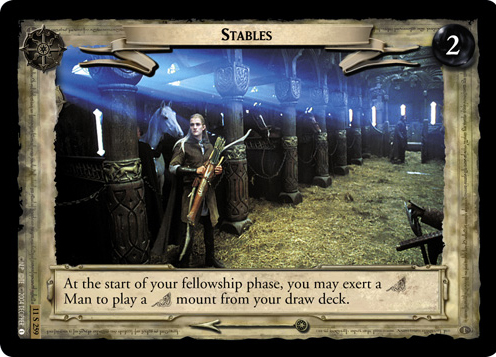 Stables (11S259) Card Image