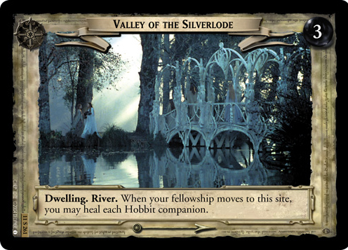 Valley of the Silverlode (11S261) Card Image