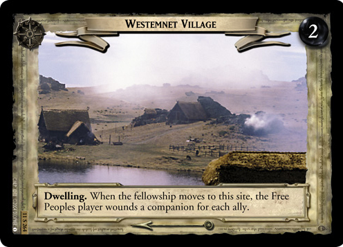 Westemnet Village (11S264) Card Image