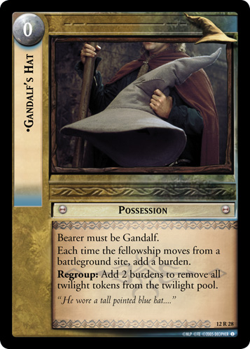 Gandalf's Hat (12R28) Card Image