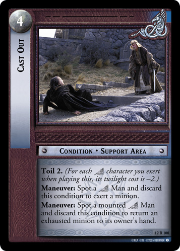 Cast Out (12R108) Card Image