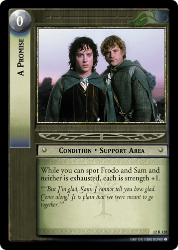 A Promise (12R128) Card Image