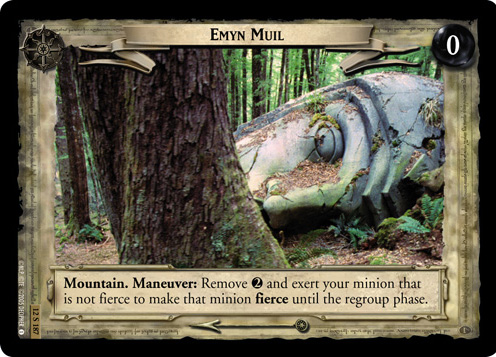 Emyn Muil (12S187) Card Image