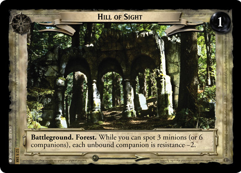 Hill of Sight (12S188) Card Image