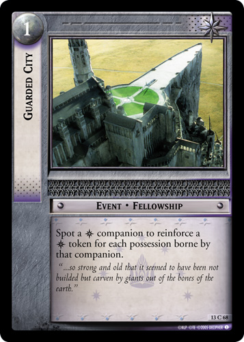 Guarded City (13C68) Card Image