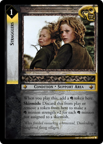 Stragglers (13S99) Card Image