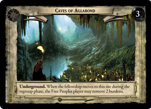 Caves of Aglarond (13S186) Card Image