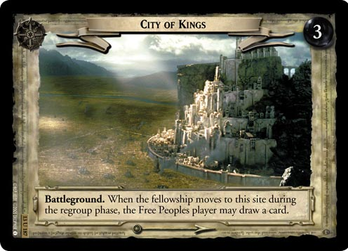 City of Kings (13U187) Card Image