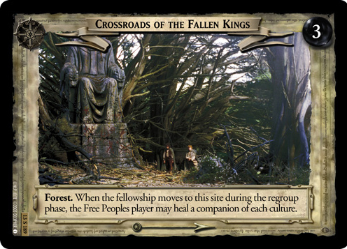 Crossroads of the Fallen Kings (13S189) Card Image