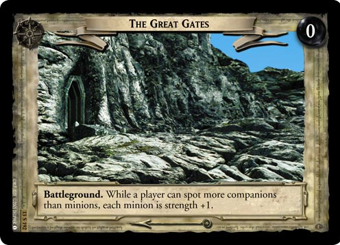 The Great Gates (13S192) Card Image