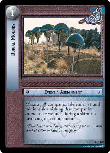 Burial Mounds (15R122) Card Image