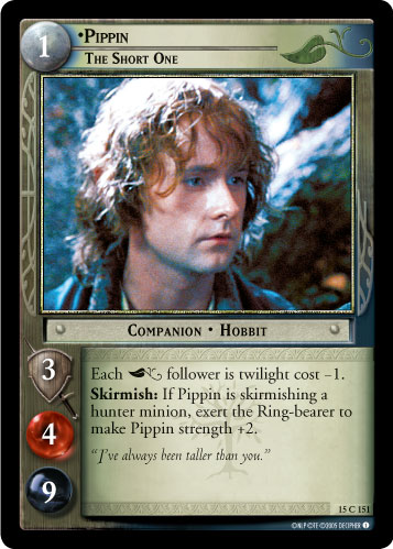 Pippin, The Short One (15C151) Card Image