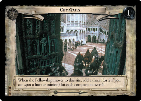 City Gates (15S189) Card Image