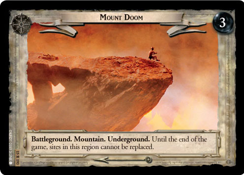 Mount Doom (15R193) Card Image