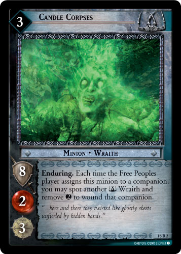Candle Corpses (16R2) Card Image