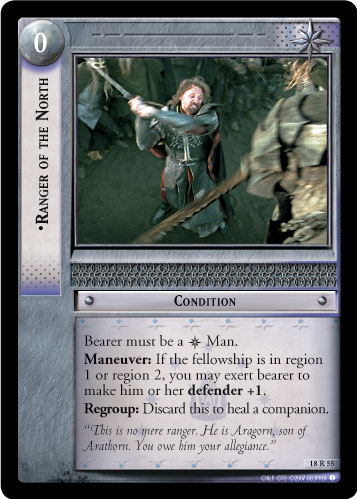 Ranger of the North (18R55) Card Image
