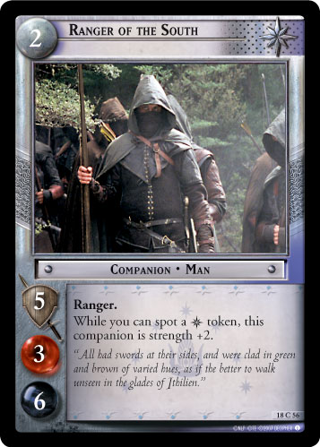 Ranger of the South (18C56) Card Image